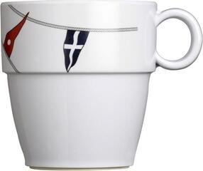 Marine Business REGATA Melamine non-slip mug set