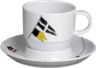 Marine Business REGATA Melamine breakfast set