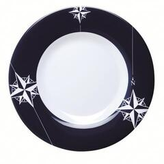 Marine Business Northwind mélamine dessert plate ensemble