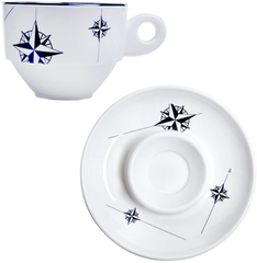 Marine Business NORTHWIND Melamine coffee set