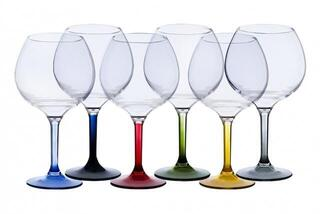 Marine Business PARTY Balloon glass -colours base set