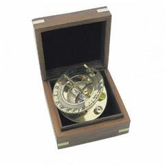 Sea-club Sundial compass o 8 cm