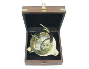 Sea-club Sundial compass o 11 cm