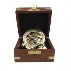 Sea-club Sundial compass o 7,5 cm