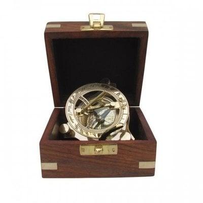 Sea-club Kompas so slnečnými hodinami 7,5cm