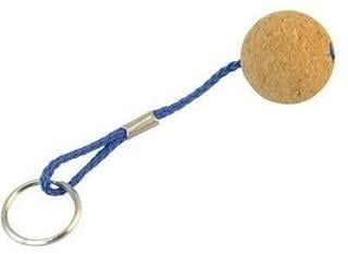 Lindemann Schlüsselanhänger mit 1 Korkball 35mm