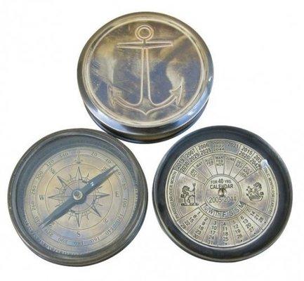 Sea-club Compass & calender
