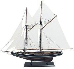 Sea-club Modèle voilier - Bleunose 74 cm