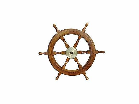 Sea-club Steering Wheel o 45cm