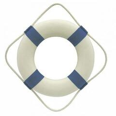 Sea-club Lifebelt white/blue