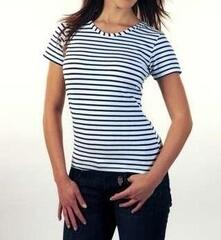 Sailor Women's Breton T-shirt White-Blue White/Blue