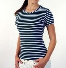 Sailor Women's Breton T-shirt Blue/White