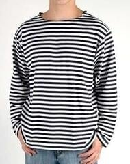 Sailor Breton T-shirt Long Sleeve White/Blue