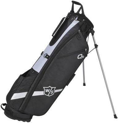 Wilson Staff Quiver Navy/White/Red Stand Bag