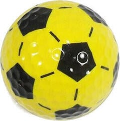 Nitro Soccer Ball Yellow 3 Ball Tube