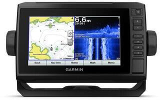 Garmin echoMAP Plus 72sv GPS Chartplotter