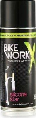 BikeWorkX Silicone Star 400 ml