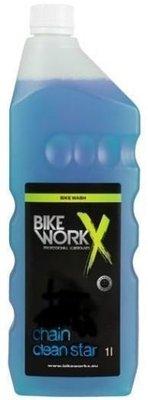 BikeWorkX Chain Clean Star 1 l