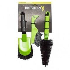 BikeWorkX Brush Set