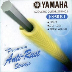 Yamaha FS50BT Anti Rust Steel Strings