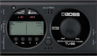Boss TU-88 Micro Monitor-Tuner