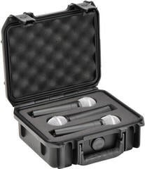 SKB Cases 3I-0907-MC3 iSeries 0907 Waterproof Three Mic Case