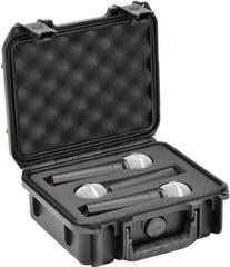 SKB Cases 3I-1711-XLX iSeries Waterproof Case With Shure SLX/ULX