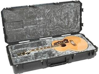SKB Cases 3I-4719-20 iSeries Waterproof Jumbo Acoustic Guitar Case