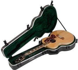 SKB Cases 1SKB-20 Universal Jumbo Acoustic Deluxe Guitar Case