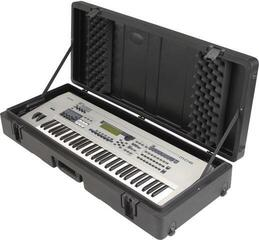 SKB Cases 1SKB-R4215W Roto Molded 61 Note Keyboard Case
