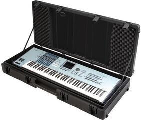 SKB Cases 1SKB-R5220W Roto Molded 76 Note Keyboard Case