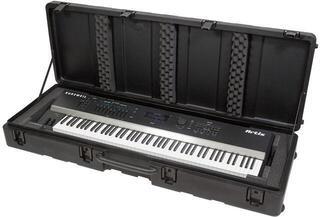 SKB Cases 1SKB-R6020W Roto Molded 88 Note Keyboard Case