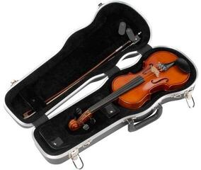 SKB Cases 1SKB-214 1/4 Violin Deluxe Case