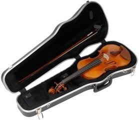 SKB Cases 1SKB-244 4/4 Violin / 14'' Viola Deluxe Case