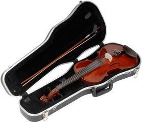 SKB Cases 1SKB-264 15'' & 16'' Viola Deluxe Case