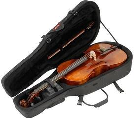 SKB Cases 1SKB-344 4/4 Cello Soft Case w/ Backpack Straps