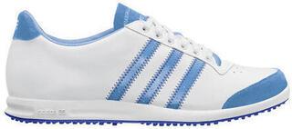Adidas Adicross Womens Golf Shoes White/Light Blue