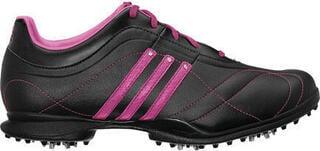 Adidas Signature Natalie 2 Womens Golf Shoes Black/Black/Snapper UK 4