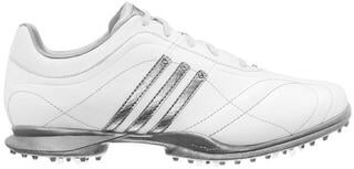 Adidas Signature Natalie 2 Womens Golf Shoes White/Silver