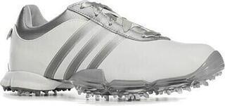 Adidas Signature Paula 2 Womens Golf Shoes White/Silver