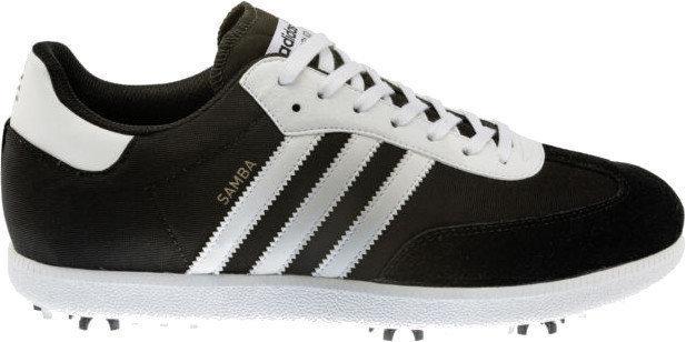 Adidas Samba Mens Golf Shoes Black UK 8
