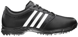 Adidas Golflite 5WD Mens Golf Shoes Black UK 7
