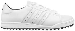 Adidas Adicross Mens Golf Shoes White/White/Black