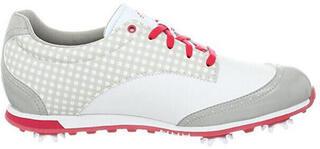 Adidas Driver Grace Womens Golf Shoes Run White/Chrome/Punch