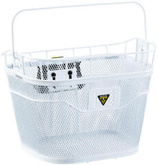 Topeak BASKET FRONT (Fixer 3e) White