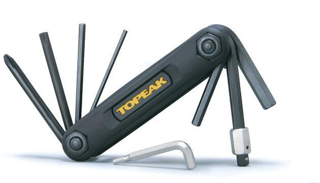 Multi Tool Black Topeak X-Tool