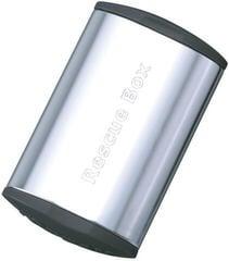 Topeak RESCUE BOX Silver