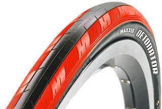 MAXXIS Detonator 700x23 wire 60TPI Black/Red
