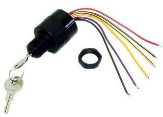 Quicksilver Spínacia skrinka 17009A5