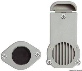 Osculati Drain plug with valve 16/63 mm